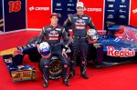 El Toro Rosso STR8